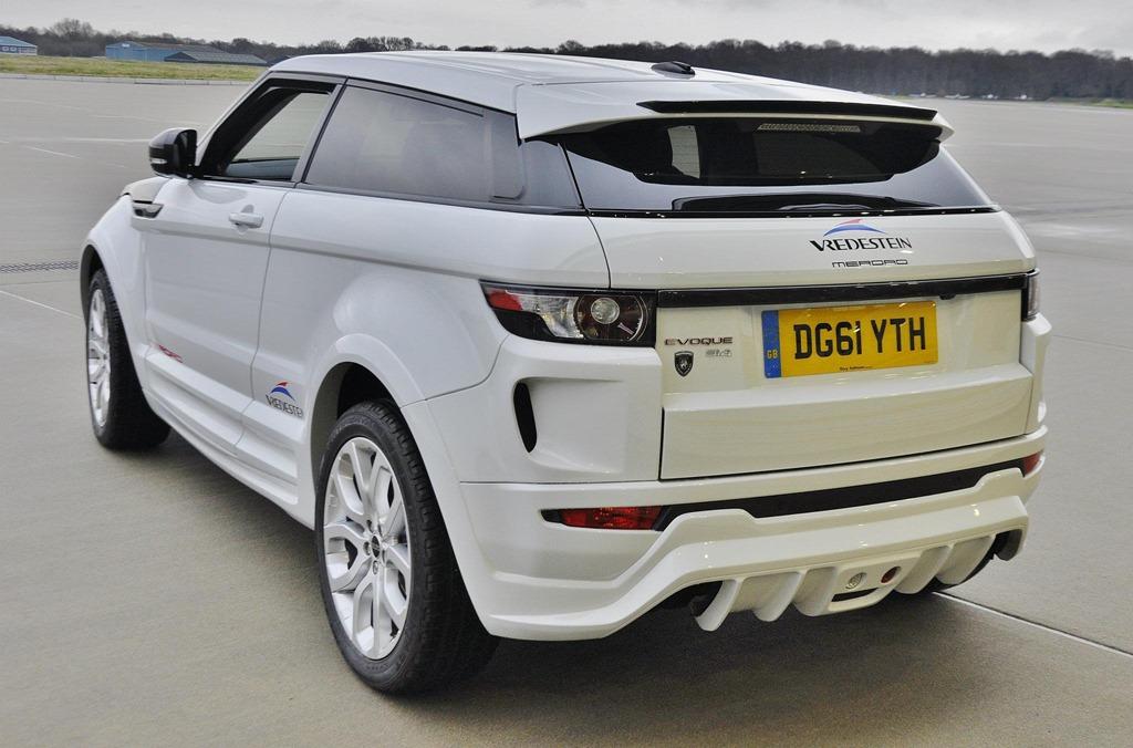 Тюнинг-пакет для Range Rover Evoque