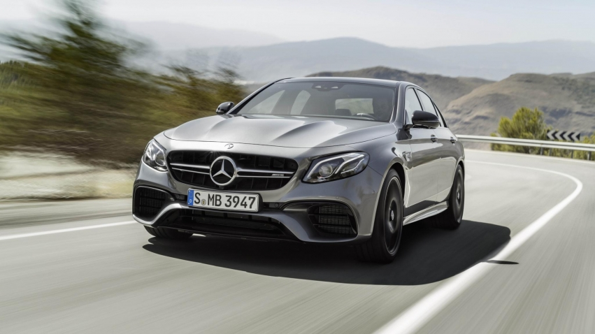 Mercedes-Benz MG E63 S 4MATIC 2016
