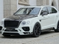 Bentley Bentayga tuned by Mansory 691bhp 2016