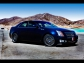 D3 Cadillac CTS Track 2008